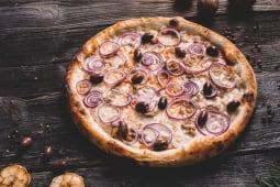 Pizza Tonno e cipolla Ø 32cm