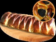 Пиріг з маковою начинкою (400г)