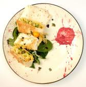 Nordic scrambled eggs