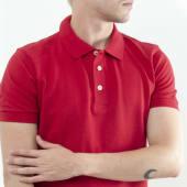Polo Básica (Tu Favorita De Siempre) Color Rojo Talla L