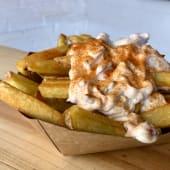 Patatas Fritas Lousiana