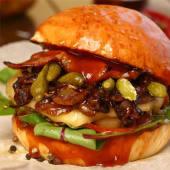 Стандартний Red BBQ Jack +фрі (350г)