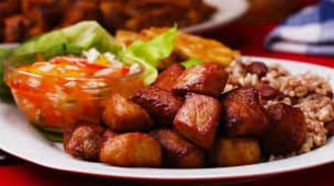 Pork Griot & Pikliz