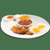 Desayuno típico