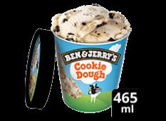 Helado Cookie Dough
