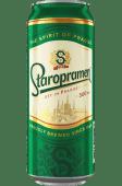 Пиво Старопрамен ж-б (0.5л)