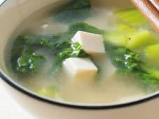 Zuppa Tofu Verdure