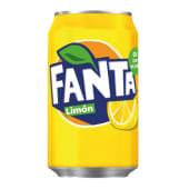 Fanta Limón (33 cl.)
