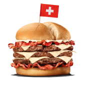 Bacon King 3.0 Swiss