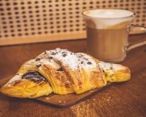 Croissant Chocolate Nutella