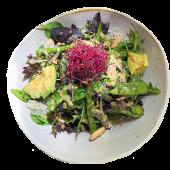 Green goddess salad