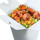 ბრინჯი კრევეტით /Shrimp Rice