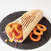 Onion rings regular Wrap