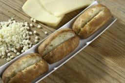 Pan de ajo con queso (6 uds.)