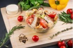 Салат з індичкою (245г)