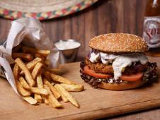 Meniu Veggie burger