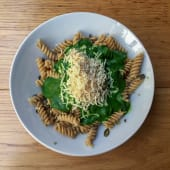 Greenpeace pasta