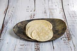 Tortillas de maíz (6 uds.)
