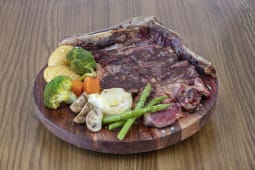 Chuletón de vaca gallega madurada (1 kg.)