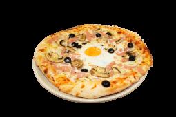M Pizza Mediterrânea