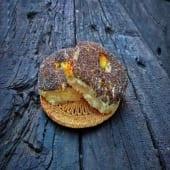 Pack de bagel con chía de masa madre (4 uds.)