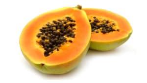 1/2 Papaye - environ 800g