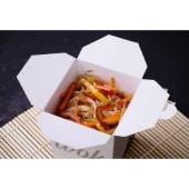 Wok vegetariano (arroz)