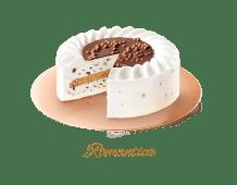 Torta Romantica Caramel x15 Carte D'Or