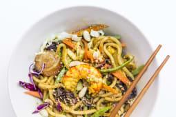 Chow Mein Pollo (Udon)*