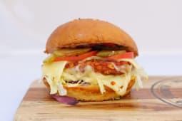 Premium Chicken Burger