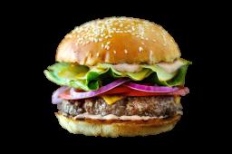 Чізбургер з яловичиною (400г)