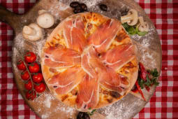 Pizza Speck Ø33cm