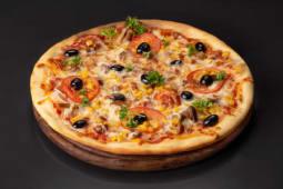 Піца Вегетаріанська (30см/550г)