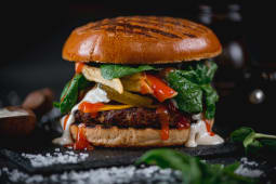 Чизбургер (fries) (385г)