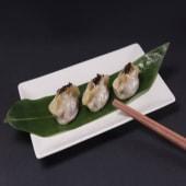 Dim sum dumpling de pato, boletus y trufa (3 uds.)