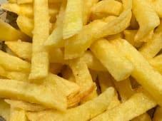 Ración de fritas