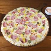 Pizza hawaiana I