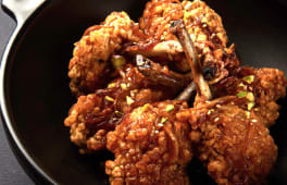 Ganjang Chicken