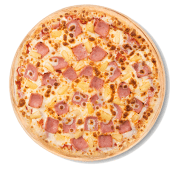 Pizza tropicale (mediana)