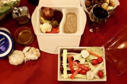 Caöda senz'aglio(SOLO venerdì, sabato, domenica, pre-festivi e Festivi