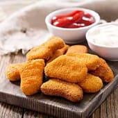 Nuggets di pollo (6 pz.)