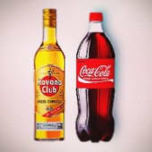 Combo 5  Havana Club + Coca Cola 2.25 Ml