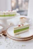 Tort Matcha Green