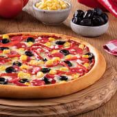 Favori Dörtlü Pizza (Büyük)