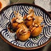Takoyaki (4 uds.)