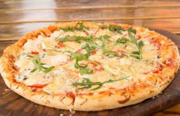Піца 4 сира (500г/28см)