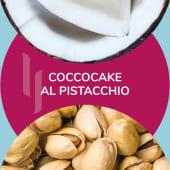 Barattolino ''Coccocake al pistacchio'' 500gr