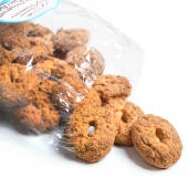 Biscotti Integrali Senza Zuccheri Aggiunti gr.250