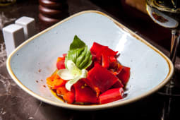 Salata de ardei marinati