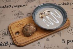 Грибний крем-суп (250/30г)